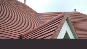 fixed roof